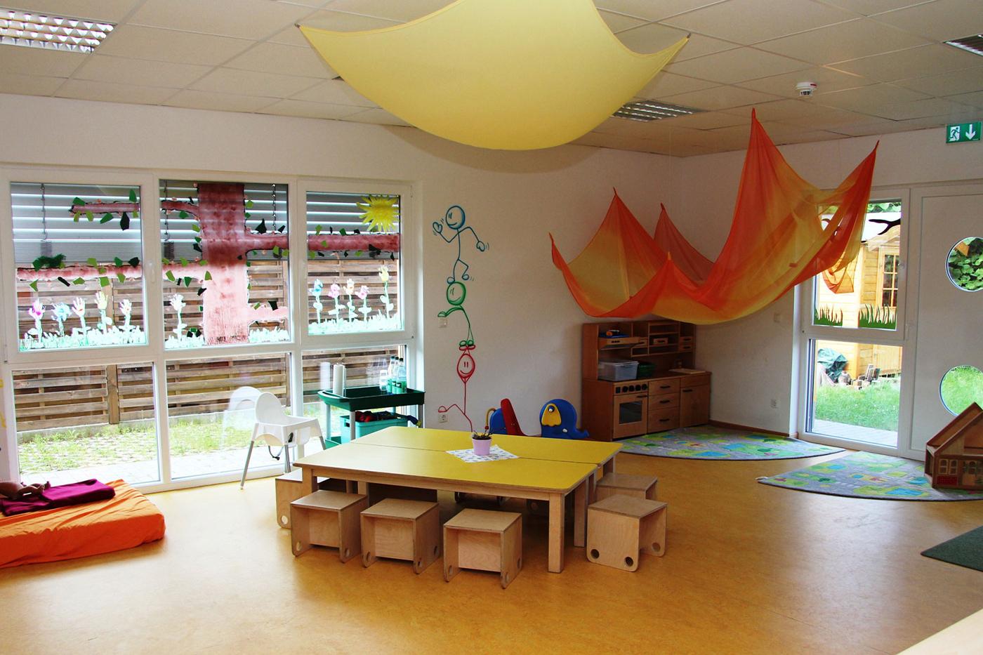 Stoppelgruppe Kindergarten Roedermark